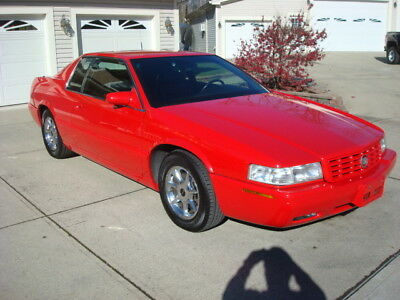 2002 Cadillac Eldorado Collector 2002 Eldorado Collectors Edition 84k miles EC Aztec Red
