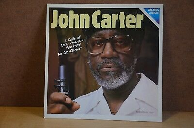 John Carter -  A Suite of Early American Folk Pieces -  Moers Music 02014