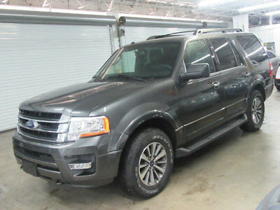 2017 Ford Expedition XLT 4x4 INSURANCE TOTAL LOSS 4X4 RUNS AND DRIVES LIKE NEW ONLY 5,400 MILES $19,000