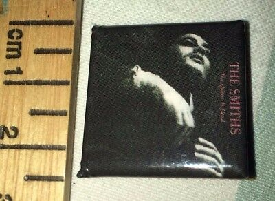 The Smiths The Queen is Dead Album Badge Classic LP 1985 Manchester Goth Rock