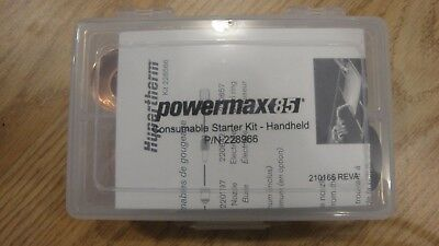 Hypertherm Gouging Consumables Kit (228566/228966) Brand new (for Powermax85)