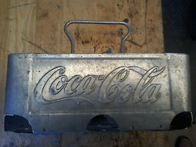 coca-cola six pack carrier 1950s