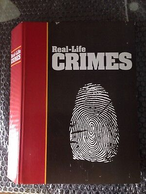 Real Life Crimes Magazines ( 1993) 16-30 Great Train Robbery