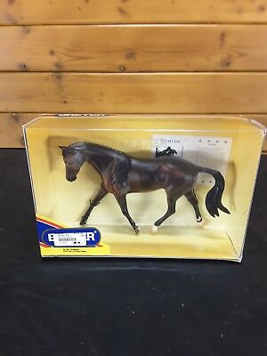 NEW Breyer Strapless Hunter Mare Traditional Horse #583 Danish Warmblood