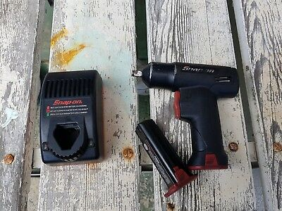 Snap on 3/8 cordless impact wrench