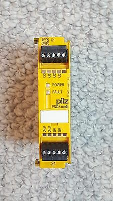 PILZ PNOZ mo1p Safety Relay / Safety PLC Expansion Module 773500