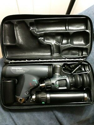 Welch Allyn Panoptic Opthalmoscope and Otoscope 97800-MS Diagnostic Set