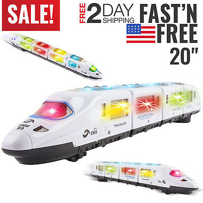 Toys for Boys Bullet Train Kids Toddler Child 3 4 5 6 7 8 9 Year Old Boy Toys
