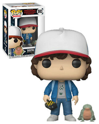Funko POP! Television Stranger Things #593 Dustin & Dart - New, Mint Condition