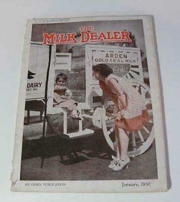 The Milk Dealer Magazine January, 1930