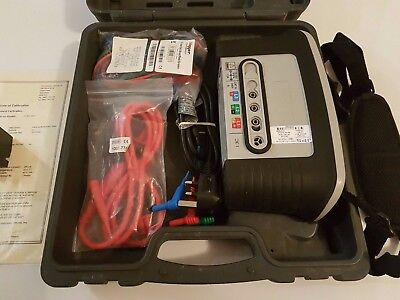 Megger Multifunction 1730 Tester 17th Edition Brilliant Condition 12 Mths Cal