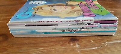JUDY  PICTURE STORY LIBRARY BOOK Job Lot x8 plus one Girl Comic