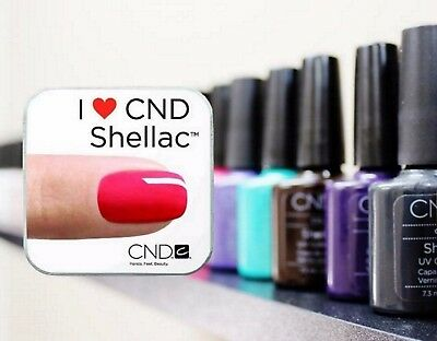 CND Shellac UV smalti - Tutti i colori disponibili polish nail 7,3ml