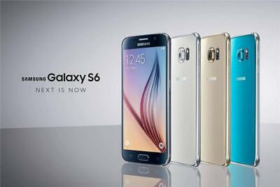 New T-MOBILE Samsung Galaxy S6 SM-G920T 32GB Sealed in Box Smartphone