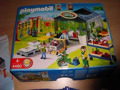 Playmobil 4480 Gartencenter Flora Shop Gärtnerei mit OVP