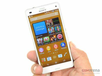 New in Sealed Box Sony Xperia Z3 Compact D5833 - 16GB UNLOCKED Smartphone