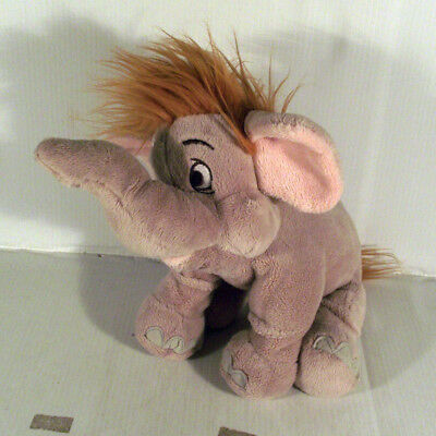 "9"" Toomai Elephant Soft Toy Walt  Disney The Jungle Book Movie"