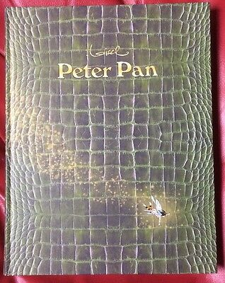 Peter Pan Loisel Hc First Edition 2013 Nm