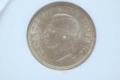 New Zealand, 1941 6 Pence, NGC MS62, No Reserve,                              gB