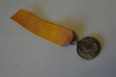 Miniature Yorkshire Imperial Yeomanry  Medal (South Africa)