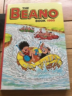 The Beano Book Annual 1995 Excellent Condition