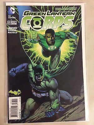 Green Lantern Corps #33 The New 52 VF-NM Variant