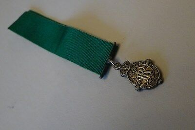 MINIATURE Kaisar-I-Hind Medal - For Public Service in India