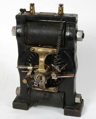 Early  vintage electric motor - made in Germany