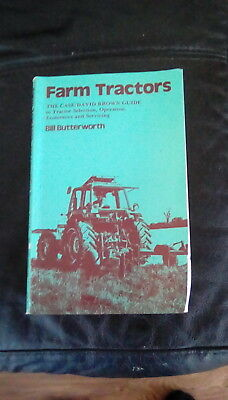 David Brown Tractor Farm Tractors Guide By Bill Butterworth