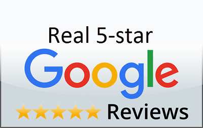add 20 Real Google Reviews  ALL in USA Real Quick