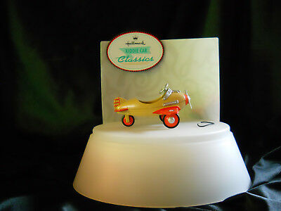 1941 Steelcraft Spitfire Airplane,Murray,Hallmark Kiddie Car Classics,QHG2206