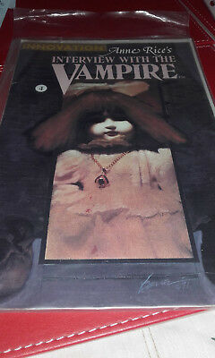 Interview With The Vampire Comic No 4   Innovation