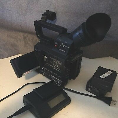 Great condition Panasonic AF-100 Video Camera free shipping!