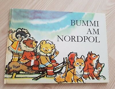 Bummi am Nordpol DDR Kinderbuch 🐻❤