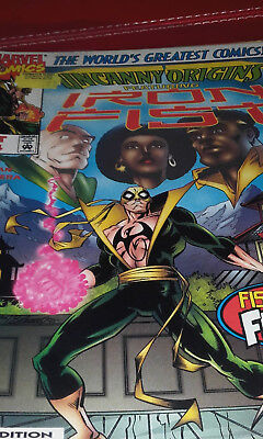 Iron Fist Comic No 14 Marvel