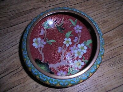 Chinese Antique Cloisonné Bowl, Quality Example. c1900. No Reserve. See Photos.