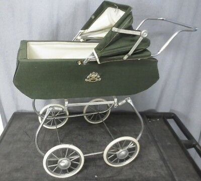 Vintage Baby Doll Victorian Style Buggy