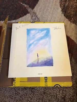Genesis No Son Of Mine Autographed Signed Print Tony Banks Mike Rutherford
