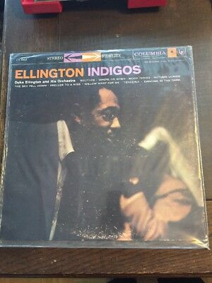 Duke Ellington LP Ellington Indigos