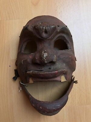 Old Mask From Nigeria Tribal Art
