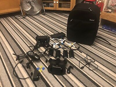 Parrot Bebop 2 Power With Lots Of Accessories