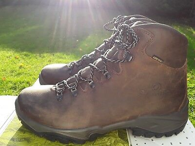d27aeedd59bf SCARPA TERRA GTX GORE TEX BOOTS SIZE 45..10.5 as.label in boot ...