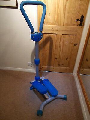 EXERCISE STEPPER. Stair Climber. Earobic Fitness Machine..