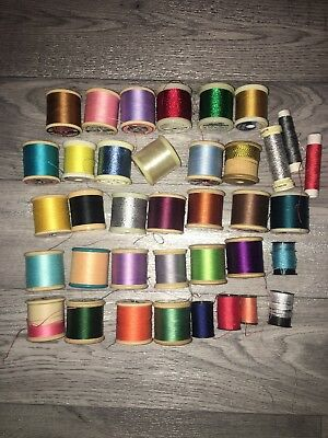 Massive Bundles Various Colours Sewing Threads
