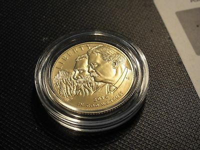 2016 National Park Service  $5 Gold Gem BU RARE Lowest Mintage