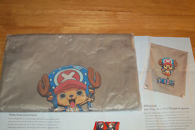 Loot Crate Anime Exclusive One Piece Tony Tony Chopper Knapsack, NEW