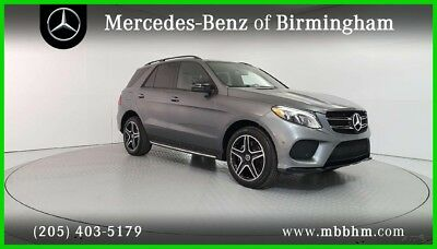 2017 Mercedes-Benz GLE 350 GLE 350 2017 GLE 350 Used Certified 3.5L V6 24V Automatic RWD SUV Premium Moonroof