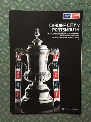 2008 FA Cup Final Cardiff v Portsmouth
