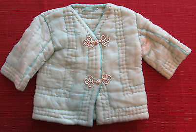 Adorable Vintage Blue Baby Coat
