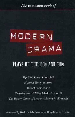 Modern Drama: Plays of the '80s and '90s: Top Girls; Hysteria; ... 9780413764904